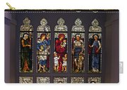 Stained Glass Window The Huntington Library Carry-all Pouch