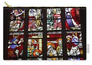 Stained Glass Window Xi Carry-all Pouch