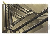 Stairing Up The Spinnaker Tower Carry-all Pouch