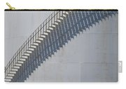 Stairs And Shadows 3 Carry-all Pouch by Anita Burgermeister
