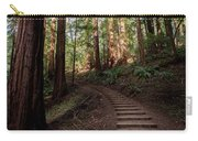 Stairs Into The Woods Carry-all Pouch