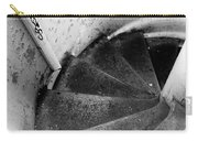 Stairs Leading Downward Into The Catacombs Of Paris France Carry-all Pouch