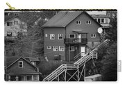 Stairs Up To Home Carry-all Pouch