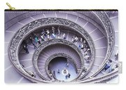 Stairway In Vatican Museum Carry-all Pouch