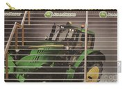 Stairway To John Deere Heaven Carry-all Pouch by Janice Rae Pariza