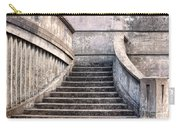 Stairway To The Unknown Carry-all Pouch by Sandra Bronstein