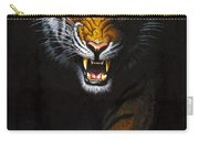 Stalking Tiger Carry-all Pouch