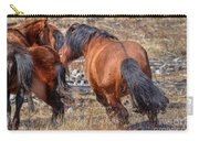 Stallions Gone Crazy Carry-all Pouch
