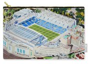 Stamford Bridge Stadia Art - Chelsea Fc Carry-all Pouch