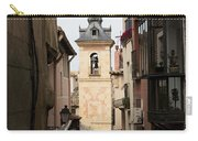Stamped Bell Tower Carry-all Pouch