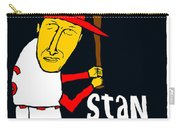Stan Musial St Louis Cardinals Carry-all Pouch