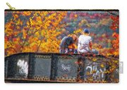 Stand By Me Impasto Carry-all Pouch