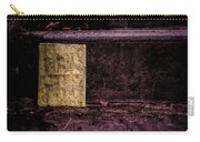 Stand Or Not Stand Carry-all Pouch by Bob Orsillo