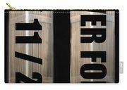 Stand Tall 911 Never Forget Spc Art Carry-all Pouch