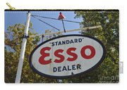 Standard Esso Dealer Carry-all Pouch