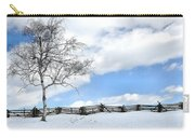 Standing Alone Carry-all Pouch by Todd Hostetter