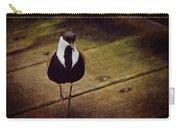 Standing Bird Carry-all Pouch