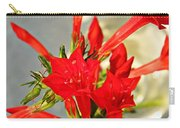 Standing Cypress Bouquet  Carry-all Pouch
