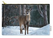 Standing Still Carry-all Pouch