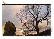 Standing Stones, England Carry-all Pouch