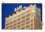 Standing Tall In San Antonio Carry-all Pouch