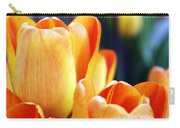 Standing Tall Tulips Carry-all Pouch
