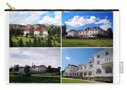 Stanley Hotel In Estes Park Colorado Collage Carry-all Pouch