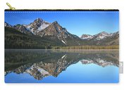 Stanley Lake Sawtooth Mountains Carry-all Pouch