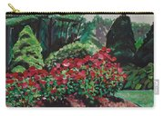 Stanley Park Rose Garden Carry-all Pouch