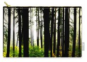 Stanley Park Triptych Right Carry-all Pouch