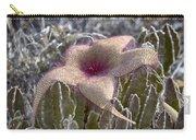 Stapelia Hirsuta Flower-oahu Hawaii Carry-all Pouch