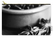 Star Anise Dish Carry-all Pouch by Anne Gilbert