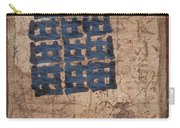Star Chart Faded Carry-all Pouch