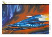 Star Cruiser Carry-all Pouch by James Christopher Hill