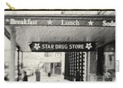 Star Drug Store Marquee Carry-all Pouch