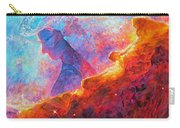 Star Dust Angel Carry-all Pouch by Julie Turner