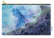 Star Dust Angel - Ocean Carry-all Pouch
