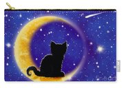 Star Gazing Cat Carry-all Pouch