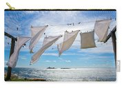 Star Island Clothesline Carry-all Pouch