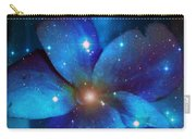 Star Light Plumeria Carry-all Pouch