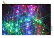 Star Like Christmas Lights Carry-all Pouch