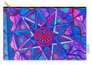 Star Of Joy Carry-all Pouch
