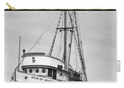 Star Of Monterey In Monterey Harbor Circa 1948 Carry-all Pouch