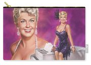 Star Of Stars - Doris Day Carry-all Pouch