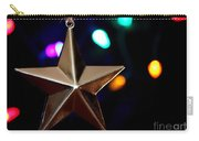 Star Ornament Carry-all Pouch