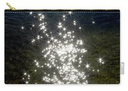 Star Reflection In The Water Carry-all Pouch