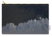 Star Shine Organ Mountains Carry-all Pouch