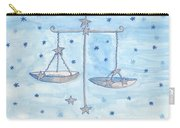 Star Sign Libra Carry-all Pouch