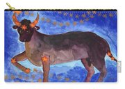 Star Sign Taurus Carry-all Pouch