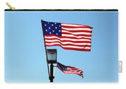 Star Spangled Banner Flags In Baltimore Carry-all Pouch